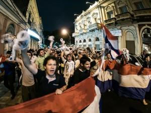 La paciencia llegó al límite en Paraguay
