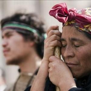 Chili : les reconquêtes des Mapuches