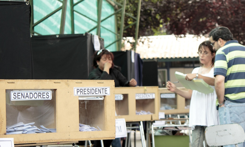 urnas votacion