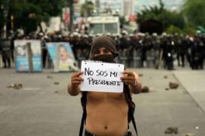 Élections au Honduras. Chronique d'une fraude annoncée