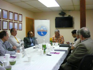 UFEMUCH participa de Comisión Técnica