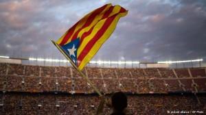 Catalunha marca referendo sobre independência, e Espanha rejeita