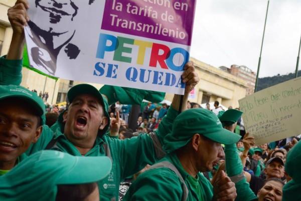 Colombie : Le Maire de Bogota balayé pour sa gestion de la collecte d'ordures