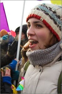 Freed Pussy Riot Members Call for Olympic Boycott