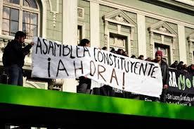 Asamblea Constituyente: el dilema de Michelle Bachelet