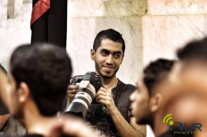 Bahrain: NurPhoto's photographers arrested in possession of a weapon called camera