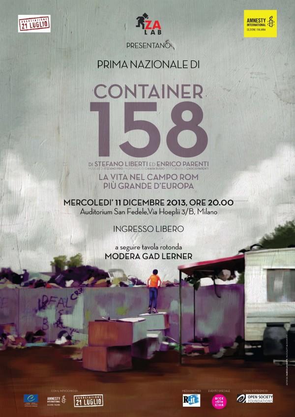 In prima italiana a Milano il film sulla vita nel campo rom più grande d'Europa