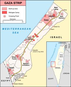 Gaza est tout simplement en train de devenir inhabitable