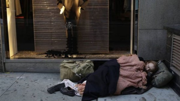 USA: The shocking redistribution of wealth in the past five years