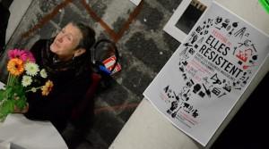 Reportage Photo: «Elles résistent…» à la Parole Errante