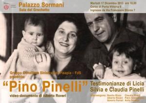 In ricordo di Pino Pinelli