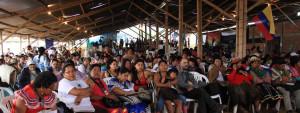Amérique du Sud. Sommet des femmes indigènes pour la paix et l'égalité