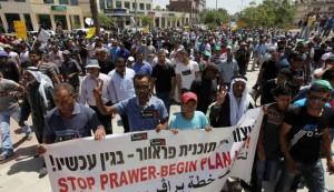 La guerra di Israele ai Beduini dimostra che il 1948 non ha sistemato nulla