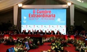 Ecuador coordinará la conformación de un bloque económico regional Alba-Petrocaribe