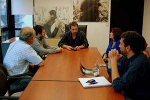 Fresneda acompañó pedido de justicia de familiares de desaparecidos en Chile