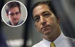 Glen Greenwald chiede asilo per Snowden in Europa o in Brasile