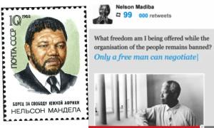 The Mandela bandwagon, something for everyone