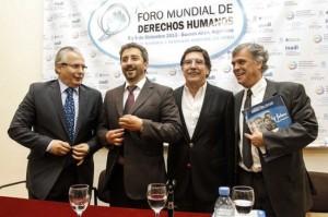 Argentina: Comenzó pre-Foro Mundial de Derechos Humanos
