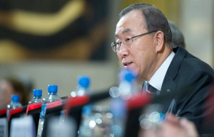 UN chief encourages Conference on Disarmament to live up to world's expectations