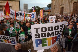 Vives inquietudes pour la démocratie colombienne et ses ordures ménagères