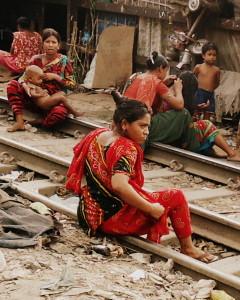 Bangladesh: adolescent girls living in urban slums