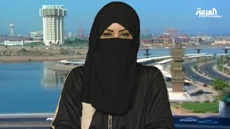Saudi female lawyer Bayan Alzahran said female lawyers in Saudi Arabia can represent both men and women. (Al Arabiya)