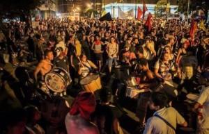 Más de cien detenidos en Brasil por protestas contra Copa del Mundo