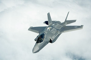 Le ali tarpate degli F-35