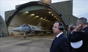 Hollande y su golpe de timón en el Elíseo