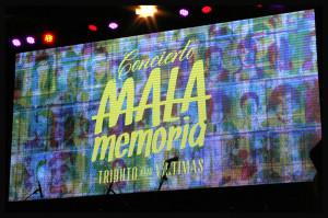 Chile: Concierto «Mala memoria», tributo a los Detenidos Desaparecidos