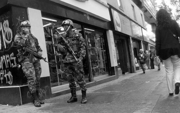 Colombie : criminalisation des organisations de défense des droits de l'homme et des groupes d'opposition
