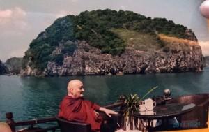 """Hong Kong: Saddhaloka Bhikku, """"the German monk"""""""