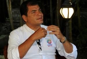 Presidente Correa pide que Celac sustituya a la OEA