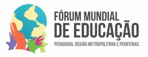 Fórum Mundial de Educação começa em 21 de janeiro
