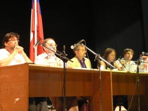 Chile: primer foro comunal por Asamblea Constituyente