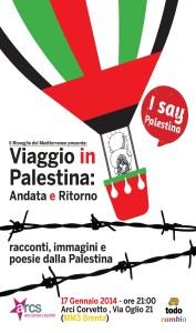 Il Risveglio del Mediterraneo presenta: Viaggio in Palestina
