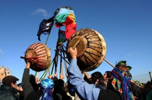 Comunidades mapuche convocan a nueva cumbre en Cerro Ñielol
