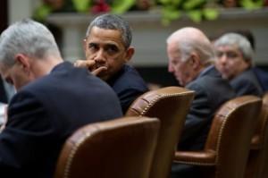 La compleja agenda de política exterior para Obama en 2014