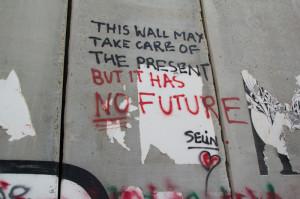 West Bank Silent Strike