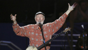 """We Shall Overcome"": Activist Pete Seeger"