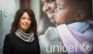Cristiana Pegoraro Testimonial UNICEF in concerto a Terni con l'Orchestra Filarmonica di Roma