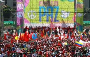 Fotoreportaje: Gran movilización por la paz y la vida en Venezuela
