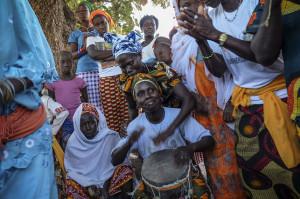 Un grupo de mujeres hace historia en Guinea Bissau al convertirse en propietarias de la tierra