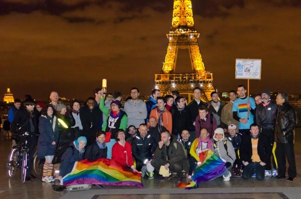 400 km pour promouvoir l'égalité aux Jeux Olympiques