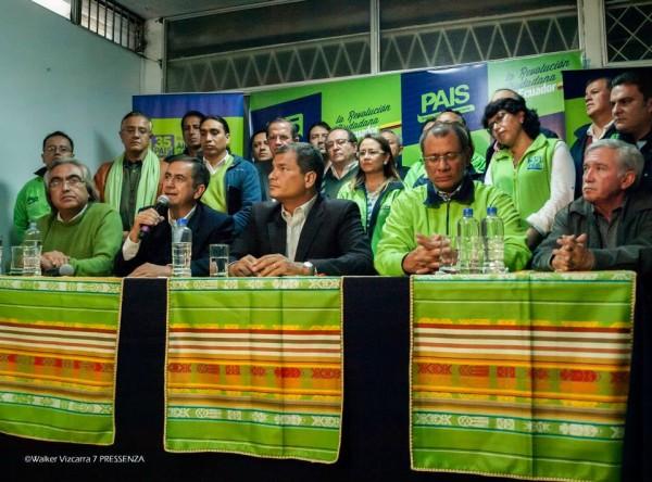 Ecuador: acercamiento postelectoral