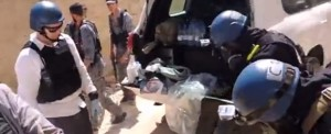 OPCW/UNO Confirms Third Chemical Weapons Extraction from Syria