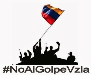 #NoAlGolpeVzla