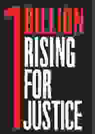 "Sostegno all'iniziativa ""One billion rising for justice"""