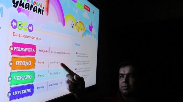 Un estudiante correntino crea un software para enseñar y aprender guaraní