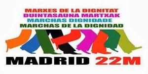 In Spagna, dal 24 al 29 novembre, si terranno le marce per la dignità